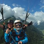 Parafly Tandem Paragliding Stubaital