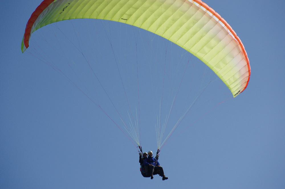 """Airtime"" Paragliding Tandemflug"