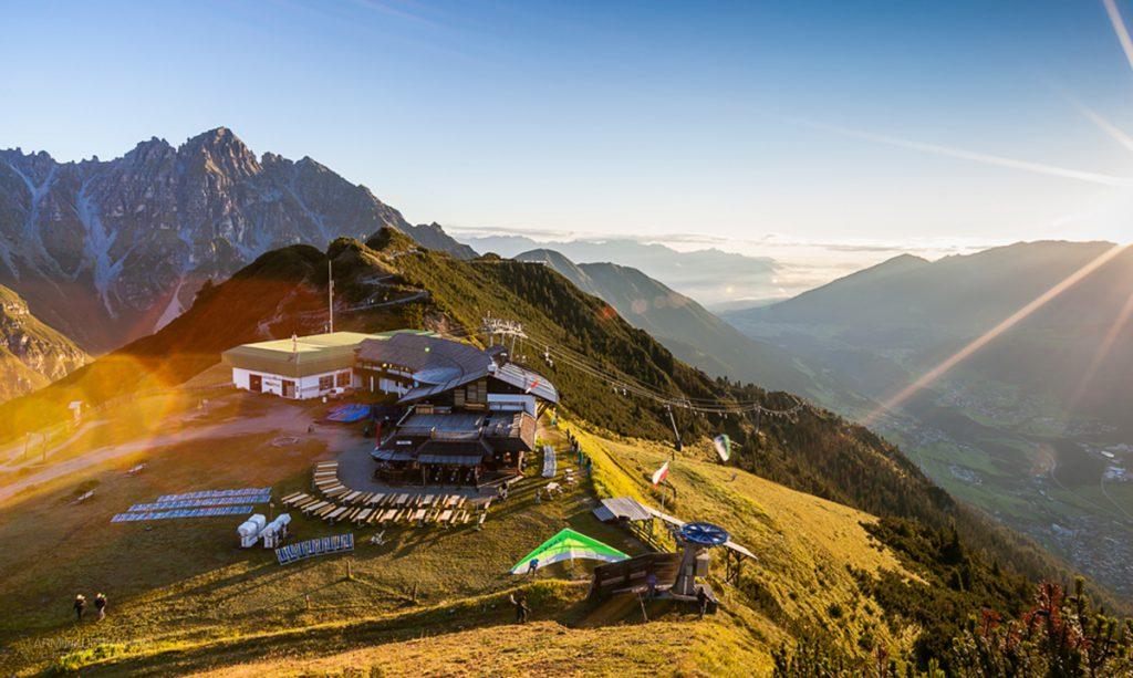 Paragliding Kreuzjoch Fulpmes