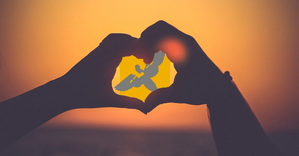 Tandem für Verliebte
