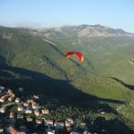 Levico Moni's Gleitschirmreisen