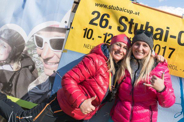 Stubaicup 2017- Moni und Flo