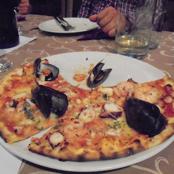 Mediteranes Essen zur Venetien Flugwoche mit Moni